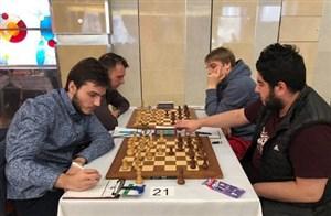 دو تساوی در ایرفلوت برای شطرنج بازان کشورمان