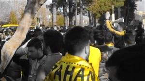 حاشیه های جنجالی قبل از بازی سپاهان - پرسپولیس