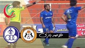 خلاصه بازی قشقایی 0 - استقلال خوزستان 1