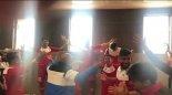 شادی و رقص بازیکنان سرخپوشان بعد از پیروزی لحظه آخری مقابل فجر