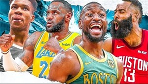 برترین حرکتهای NBA در سال 2020