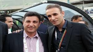مناظره یحیی گل محمدی و امیر قلعه نویی درباره لغو بازی