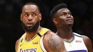 خلاصه بسکتبال لس آنجلس لیکرز - نیو اورلینز