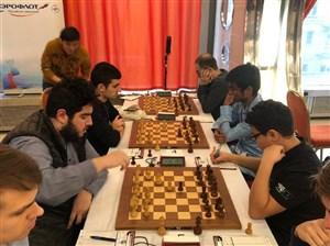 شب بدون برد شطرنجبازان در روسیه