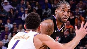 خلاصه بسکتبال فینیکس سانز - لس آنجلس کلیپرز