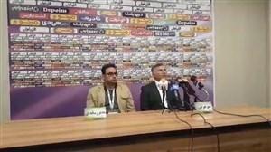 جلالی: این روز بزرگ را به فوتبال سیرجان تبریک می گویم
