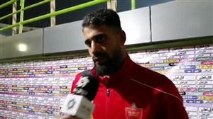 کنعانی زادگان:بازی سپاهان باید 3-0 بشود