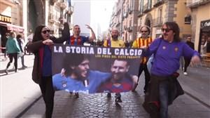 پشت صحنه تساوی بارسلونا و ناپولی در لیگ قهرمانان