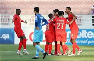 پایان لیگ پایه های قطر با قهرمانی الدحیل