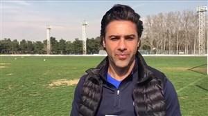 مجیدی: از روزی که آمدم، این بهترین بازی استقلال بود