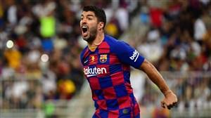 10 گل برتر لوئیس سوارز با پیراهن بارسلونا