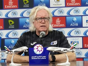 شفر: به بهترین و گران ترین تیم امارات باختیم