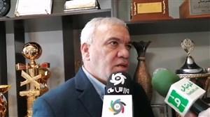فتح الله زاده: ۵ سال استقلال را به من بدهید نگران چیزی نباشید