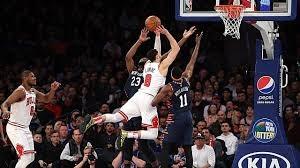 خلاصه بسکتبال نیویورک نیکس - شیکاگو بولز