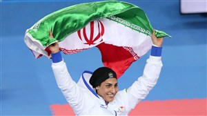 حمیده عباسعلی: خوشحالم سهمیه المپیک رابدست آوردم