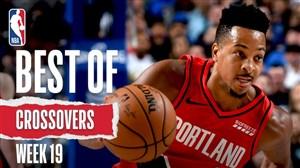 برترین کراس اوورهای این هفته در بسکتبال NBA