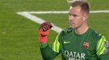 8 سیو دیدنی مارک آندره ترشتگن دروازهبان تیم بارسلونا