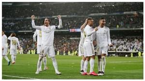 پیروزی بزرگ مادریدیها در مقابل بارسلونا