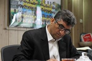 شهریاری نایب رئیس فدراسیون هاکی شد