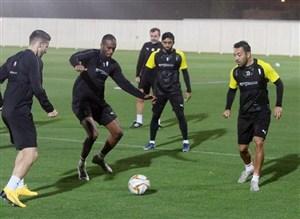حکومت نظامی در تمرینات تیمهای قطری