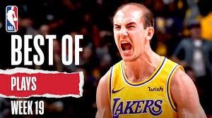 برترین حرکات هفته نوزدهم بسکتبال NBA