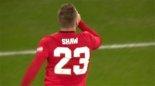 گل فوق العاده لوک شاو به دربی کانتی