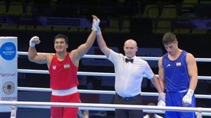 شکست تلخ طوفان شریفی در مرحله 1/4 نهایی بوکس انتخابی المپیک