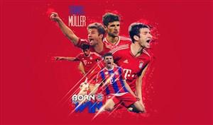 10 گل برتر توماس مولر در بایرنمونیخ به انتخاب هواداران