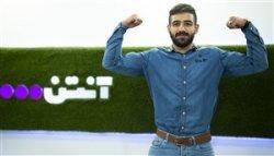 مصاحبه جذاب آنتن با علی طوفانی