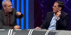 جدال لفظی آذری و نصیرزاده درباره اساسنامه فدراسیون فوتبال