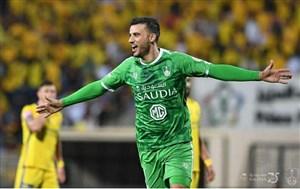 بهترین خارجی ها الهلال و فوتبال عربستان از نگاه سوما