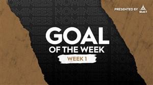 گلهای برتر هفته اول لیگ USL آمریکا