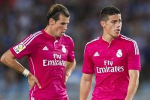 ضرر ۱۷۶ میلیون یورویی دو ستاره به رئال مادرید