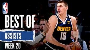 برترین پاسگلهای هفته بیستم بسکتبال NBA