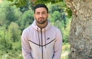 اولین بازیکن ایرانی که تمرینات را با تیم شروع میکند