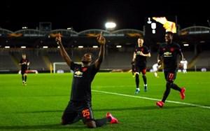 مروری بر بازیهای شب گذشته در لیگ اروپا