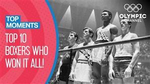 ده مسابقه برتر و تاریخی بوکس در المپیک