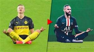 لحظات خندهدار و بامزه از ستارگان فوتبال
