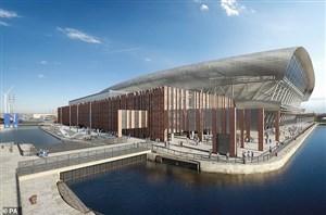ورزشگاه جدید اورتون به نام میلیاردر روس