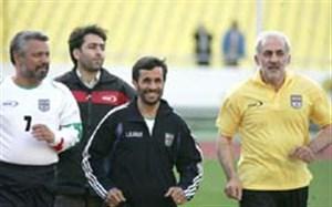 ماجرای حضور احمدی نژاد در انتخابات فدراسیون!