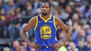 لیگ NBA؛ دورانت فصل جاری را از دست داد