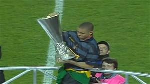 قهرمانی خاطره انگیز اینتر در اروپا با درخشش رونالدو نازاریو