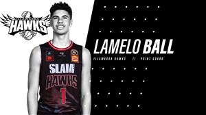 لاملو بال ستاره آیندهدار بسکتبال NBA