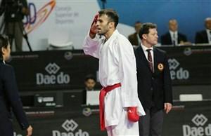 پایان رویای المپیک برای بهمن عسگری