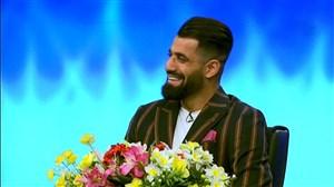 سوتی کنعانی زادگان؛ عید سعید فطر را تبریک میگم