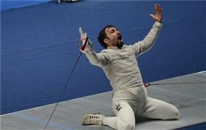 عابدینی : بی صبرانه منتظر سومین المپیکم هستم