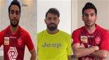 سه بازیکن پرسپولیس در چالش روپایی در خانه