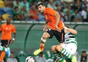 رکورد جدید مهدی طارمی در لیگ پرتغال