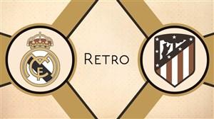 دیدار خاطره انگیز رئال مادرید 4 - اتلتیکو 1 (2013/14)