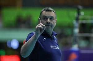 اخراج محترمانه ایگور کولاکوویچ از تیم ملی والیبال